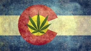 Pot Flag How Colorado Recreational Pot Sales Stack Up Against Other States