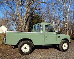 land rover pickup for sale 1973 land rover pick up truck auto restorationice