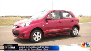 nissan micra used car review nissan micra xl cvt review by overdrive youtube