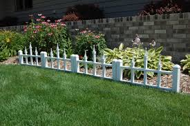 garden edging fence jbeedesigns outdoor garden edging