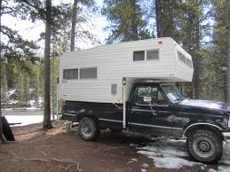 Ford F250 Truck Camper - re cycled in the usa truck u0026 camper for sale