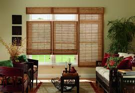 Bamboo Blinds For Porch by Natural Woven Wood Shade Photo Gallery Blinds Com
