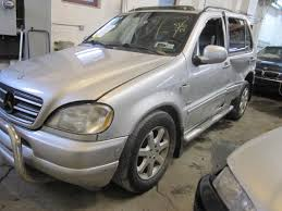 1999 mercedes ml 430 parting out 1999 mercedes ml430 stock 140017 tom s foreign