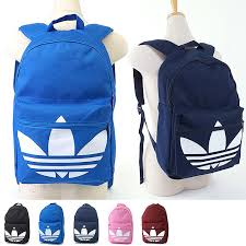 adidas classic trefoil backpack light pink adidas originals classic trefoil backpack syracusehousing org