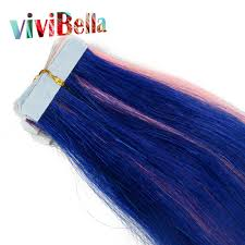 Red Tape Hair Extensions by Popular Blue Tape Hair Extension Buy Cheap Blue Tape Hair