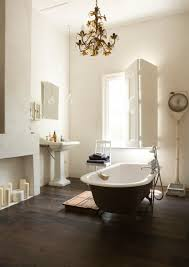 Antique Bathroom Ideas by Bathroom Appealing Over Bathtub Chandelier 49 Bathroom Decor