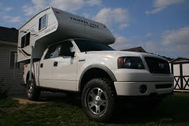 Ford Ranger Truck Tent - slide in campers truck campers ranger forums the ultimate ford