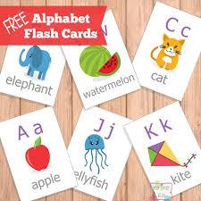 printable alphabet flash cards abc itsy bitsy
