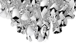 verner panton l replica replica verner panton spiral pendant l silver