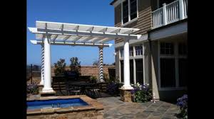 Free Standing Patio Plans Freestanding Patio Cover Designs Orange County Ca Youtube