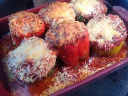 big t u0027s big green egg recipe blog stuffed peppers