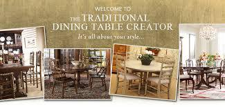 jonathan charles custom dining table