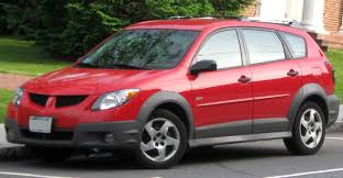 pontiac vibe description of the model photo gallery