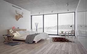schlafzimmer nordisch einrichten wohnung schlafzimmer skandinavischer stil poster wand deko