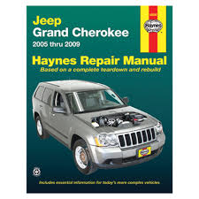 05 repair manual book jeep wrangler cherokee grand cherokee