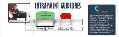 Hospital Bed Rails Stander 30