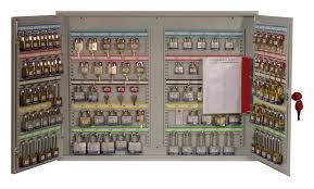 Key Storage Cabinet Securikey System 20 Portable Key Cabinet