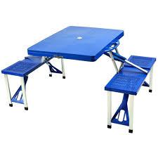 Portable Folding Picnic Table Furniture Foldable Picnic Table Unique Folding Picnic Table 4