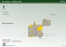 Des Plaines Il by Campus Maps Oakton Community College