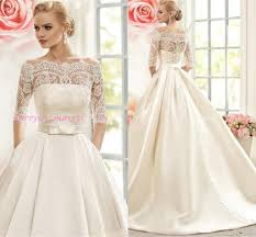 wedding dresses with pockets discount modest naviblue wedding dresses with pockets shoulder