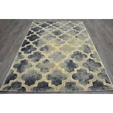 a199 aqua and cream trellis newbury rug 8 x 10 ft at home at home