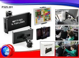 porta tablet per auto p325 201 porta telefono o tablet per sedile auto posteriore yo yo
