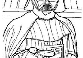 darth vader coloring pages coloring4free com