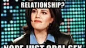 Monica Lewinsky Meme - monica lewinsky memes on vimeo