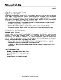 Sample Resume For Nursing Job by Download Er Nurse Resume Haadyaooverbayresort Com