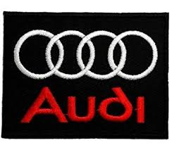 audi car wheels black friday amazon amazon com audi patches brand of car patch embroidered iron on