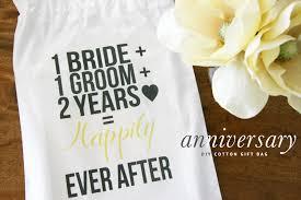 2nd year anniversary gift 2nd wedding anniversary gift wedding ideas