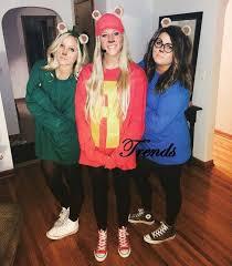 Funny Cute Halloween Costumes Diy Group Girls Costume 7 Dwarfs Diy Easy Style