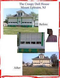 all things weird the creepy doll house mount ephraim nj