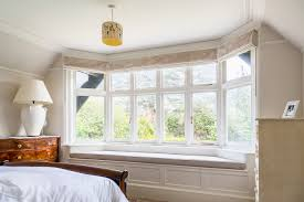 bay window blinds u0026 window seat sophie sews