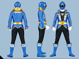image blue super megaforce ranger form jpg power rangers wiki