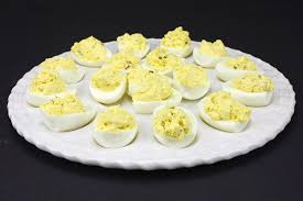 deviled egg dish deviled eggs don t sweat the recipe