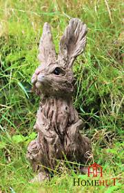 rabbit garden rabbit garden ornament ebay
