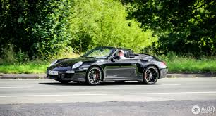 green porsche convertible porsche 997 carrera gts cabriolet 31 march 2017 autogespot