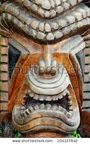 polynesian carving stock images royalty free images vectors