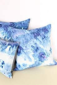 best blue throw pillows ideas on pinterest navy light tie dye