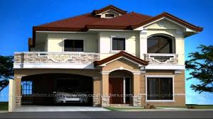 2 storey house plans 2 storey house exterior design philippines youtube