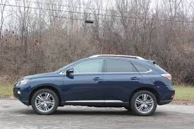 lexus hybrid 2014 2015 lexus rx450h u2013 the luxury cuv pioneer stays calm and carries
