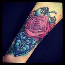 Locket Tattoo Ideas Heart Locket Tattoo Done By Janice Workproud