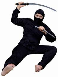 Ninja Halloween Costume Kids Amazon Forum Complete Ninja Costume Black Size Clothing