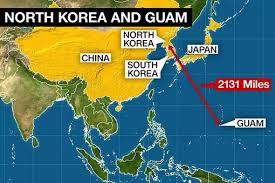 guam on map china s tactic works chickens out calls guam