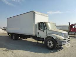 2007 international van trucks box trucks for sale used trucks