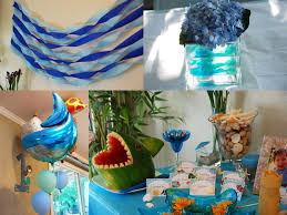 the sea party ideas the sea 1st birthday party decorations from the sea