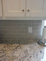 grey subway tile ornamental giallo light granite mcbroom