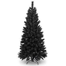 6ft black artificial tree by shatchi sale store
