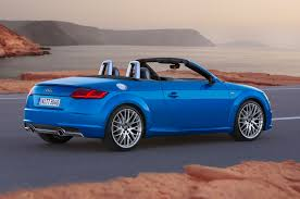 convertible audi 2016 2016 audi tt and tts to make u s premiere at 2014 los angeles show